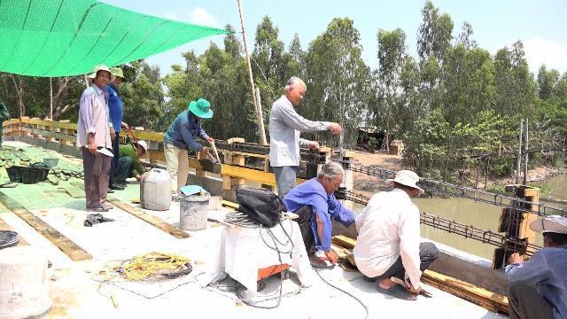 Thực hiện nghị quyết: Thoại Sơn nỗ lực về đích huyện nông thôn mới