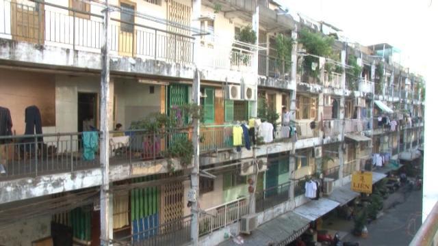 Tin tức 24h: TP. Hồ Chí Minh giao quyền cho quận cải tạo chung cư cũ