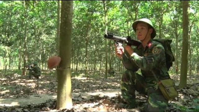 Đại đội 61 xây dựng đơn vị chính quy tại vùng biên