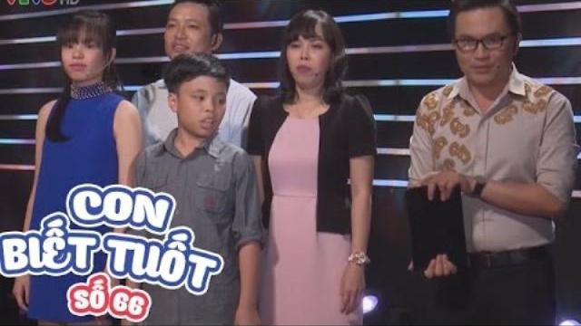 VÒNG ĐẶC BIỆT | CON BIẾT TUỐT | TẬP 66 | 08/05/2017 | VTV GO
