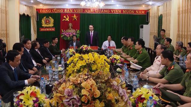 Tin Thời Sự Hôm Nay (22h - 6/4): Tổng Bí Thư Nguyễn Phú Trọng Thăm và Làm Việc Với Tỉnh Quảng Trị