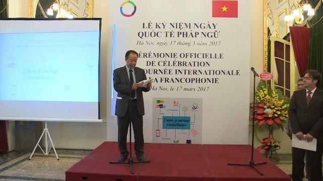 Tin Tức 24h Mới Nhất Hôm Nay: Lễ kỷ niệm Ngày quốc tế Pháp ngữ