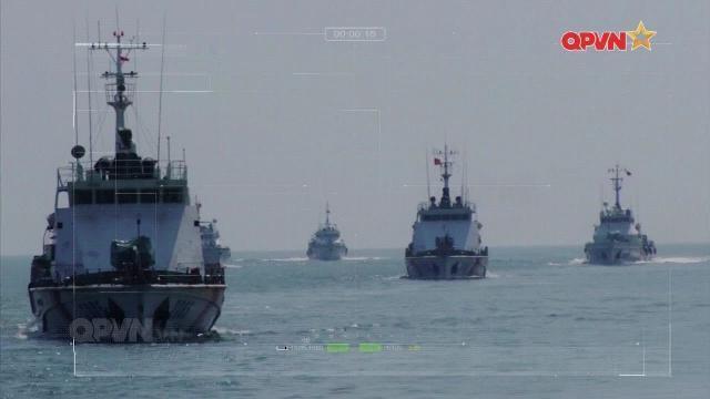 Cảnh sát biển Việt Nam làm chủ loạt tàu hiện đại, đa năng
