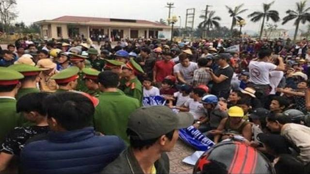 Khởi tố phần tử Việt Tân kích động giáo dân làm loạn