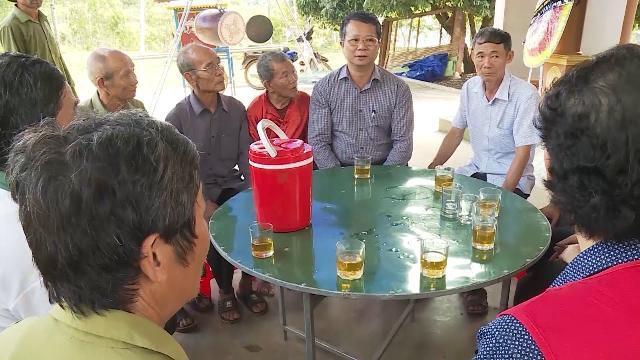 Quảng Bình: Thăm hỏi, động viên gia đình các nạn nhân tử vong do sét đánh