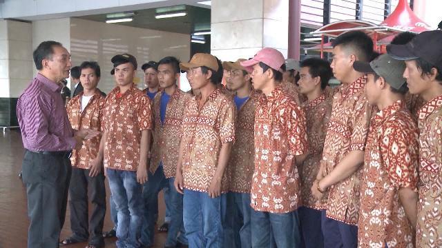 Indonesia trao trả đợt ngư dân lớn nhất từ đầu năm đến nay