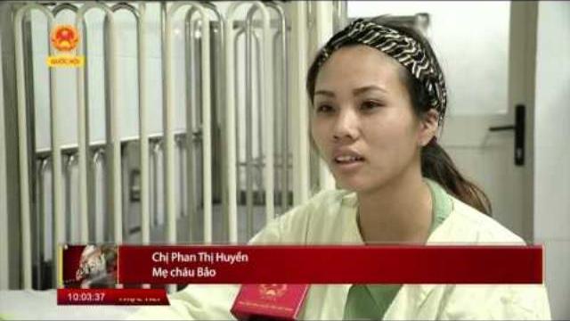 Thời sự - Gia tăng số trẻ nhập viện do bệnh ho gà