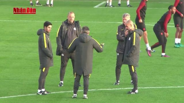 Tin Thể Thao 24h Hôm Nay (7h- 13/5): Man City Phải Thắng Leicester City Nếu Muốn Giữ Chỗ Trong Top 4