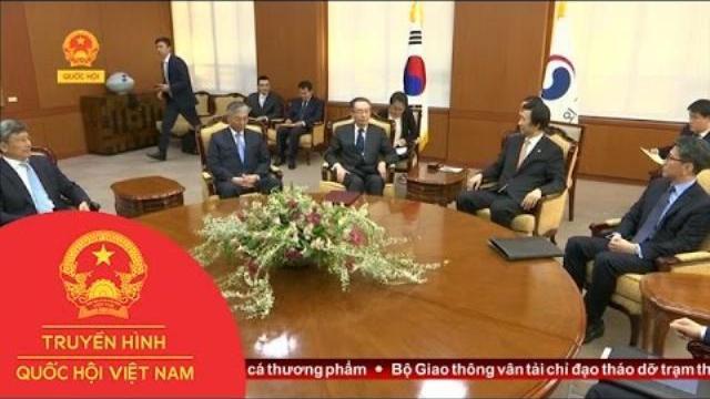 Thời sự - Hàn – Trung Nhất Trí Áp Dụng Biện Pháp Mạnh Đối Với Triều Tiên