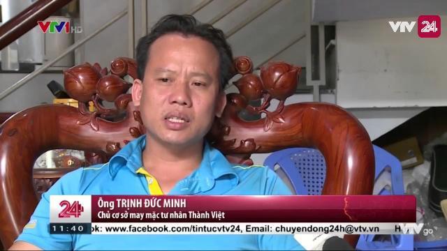 Lộ diện đường dây đưa trẻ em đi Lao Động ở Thành Phố | VTV24