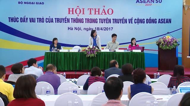Cần thúc đẩy vai trò của truyền thông trong tuyên truyền về cộng đồng ASEAN