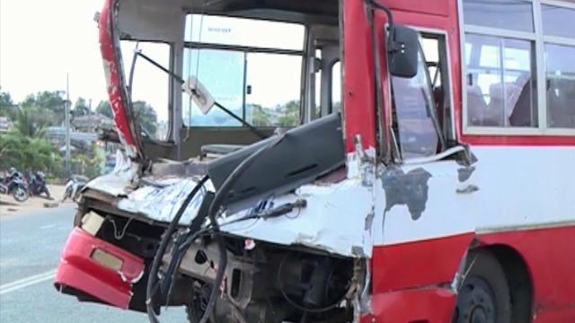 Tai nạn giao thông đặc biệt nghiêm trọng, 18 người thương vong ở Gia Lai