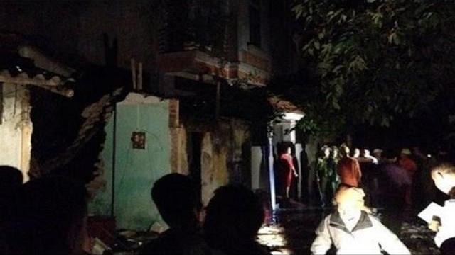 3 người tan xác trong vụ nổ kinh hoàng ở Nam Định
