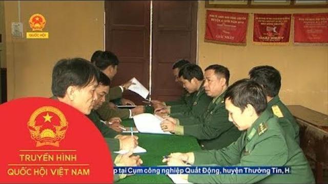 Thừa Thiên - Huế đảm bảo trật tự an ninh biên giới đón xuân mới | Thời Sự | THQHVN