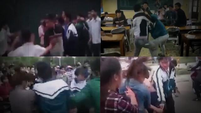 Phóng Sự Việt Nam: Bạo lực học đường - Trách nhiệm thuộc về ai?