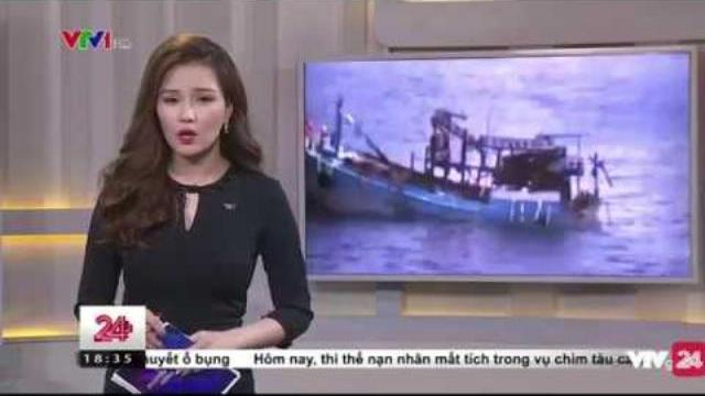 Cảnh Báo Tình Trạng Cháy Nổ Trên Biển - Tin Tức VTV24