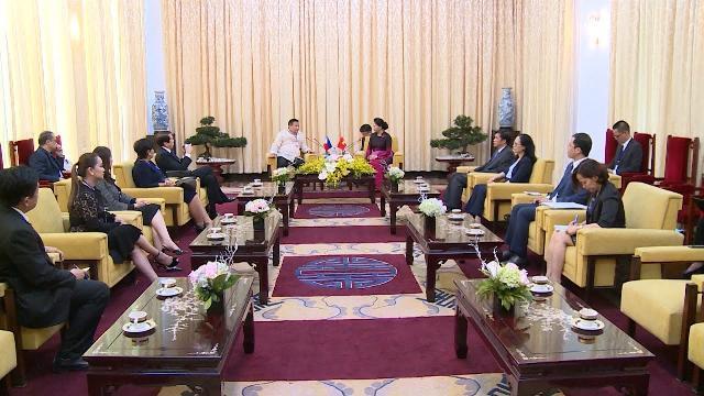 Tin Thời Sự Hôm Nay (11h30 - 12/5/2017): Thủ Tướng Tiếp Lãnh Đạo WEF, AIIB và Tập Đoàn CISCO