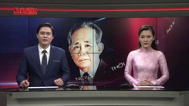 Tin Thời Sự Hôm Nay (18h30 - 3/4/2017): Hội Thảo - Đồng Chí Lê Duẩn, Nhà Lãnh Đạo Kiệt Xuất Của Đảng