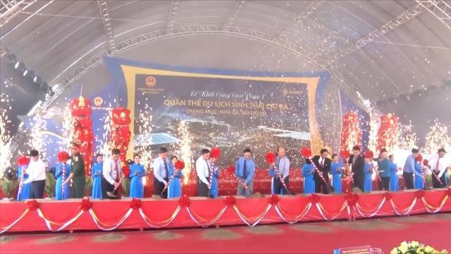 Khởi công khu du lịch sinh thái không khí thải carbon đầu tiên tại Việt Nam