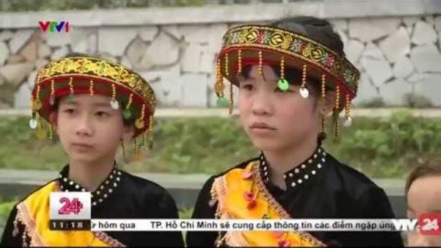 Cặp Lá Yêu Thương Trở Về Từ Phú Thọ - Tin Tức VTV24