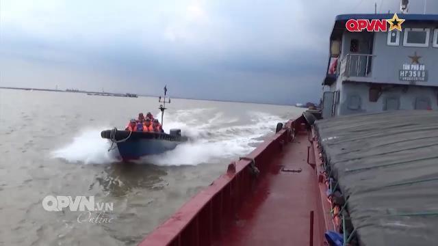 Cảnh sát biển Việt Nam phá nhiều vụ trọng án trên biển
