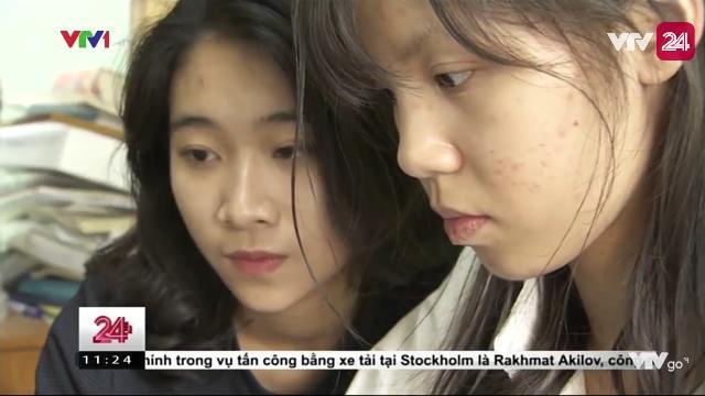 Học Sinh Sáng Chế Đồng Hồ Thông Minh Giúp Người Câm Điếc - Tin Tức VTV24