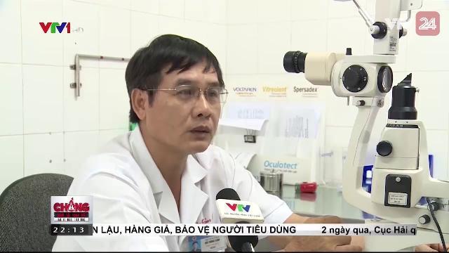 Nguy cơ từ mắt kính kém chất lượng | VTV24