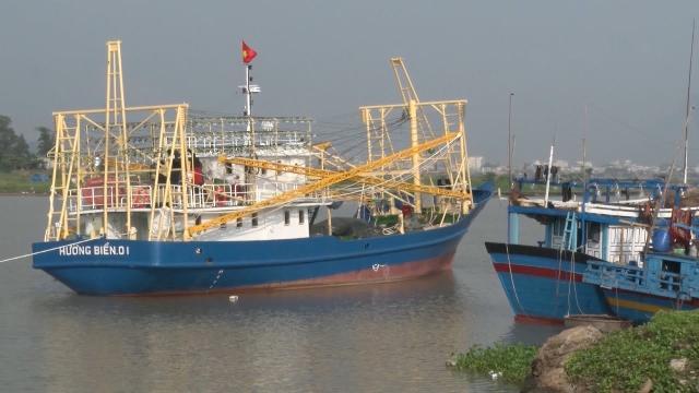Sớm xử lý, khắc phục sự cố kỹ thuật tàu cá vỏ thép 67 tại Duyên hải Nam Trung bộ