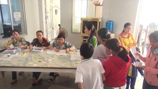 Thêm 500 gia đình có trẻ em ở Phú Yên được trái tim khỏe mạnh
