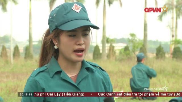 Dân quân tự vệ Quảng Ninh đánh dịch đổ bộ đường không