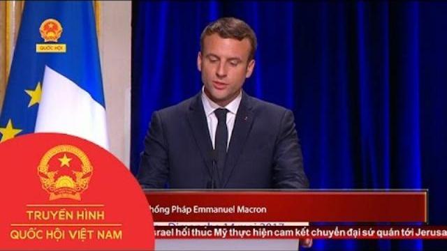 Tân Tổng thống Pháp bổ nhiệm các vị trí quan trọng trong nội các|Thời sự|THQHVN|