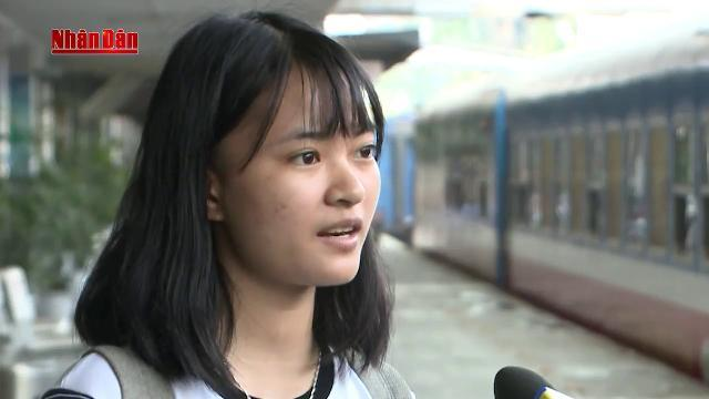 Đường sắt Hà Nội tăng cường chất lượng phục vụ hành khách