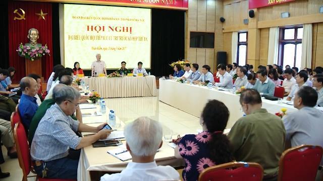 Tin Thời Sự Hôm Nay (18h30 - 13/5): Tổng Bí Thư Nguyễn Phú Trọng Tiếp Xúc Cử Tri Thành Phố Hà Nội