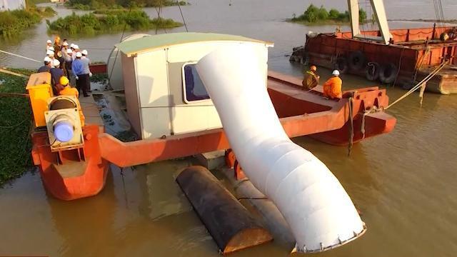 Tin Tức 24h: Thí điểm mô hình chống ngập mới ở TP. Hồ Chí Minh
