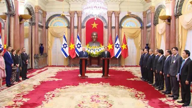 Tin Thời Sự Hôm Nay (22h - 20/3/2017): Việt Nam Thúc Đẩy Hợp Tác Với Israel Trên Nhiều Lĩnh Vực