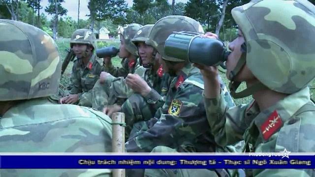 Sư đoàn 302 QK7 đảm bảo sức khỏe bộ đội trong mùa khô