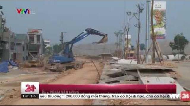 Khu thương mại được thi công đã hơn 1 năm nhưng vẫn chưa có giấy phép xây dựng | VTV24