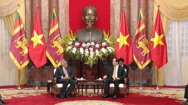 Sự kiện chính trị tuần (17/4 - 23/4/2017): Thủ Tướng Sri Lanka Thăm Chính Thức Việt Nam