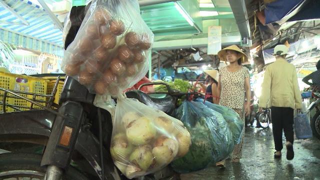 Tin Tức 24h Mới Nhất: Túi ni lông - Vấn nạn môi trường đô thị