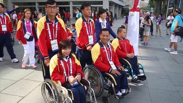 Thúc đẩy thể thao người khuyết tật, góp phần tăng cường liên kết Asean