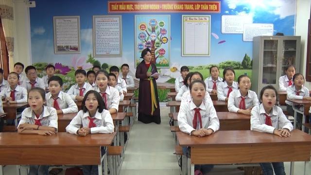 Tin Tức 24h: Lan tỏa làn điệu dân ca Quan họ trong trường học