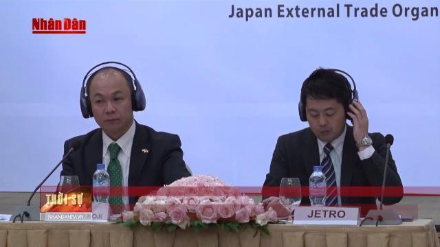 Tháo gỡ những vướng mắc của giới doanh nghiệp Nhật Bản đầu tư vào lĩnh vực thực phẩm