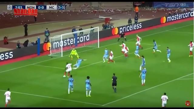 Tin Thể Thao 24h Hôm Nay (19h45 - 16/3): Dư Âm Monaco vs Man City - Khi Tikitaka Của Pep Bị Hóa Giải