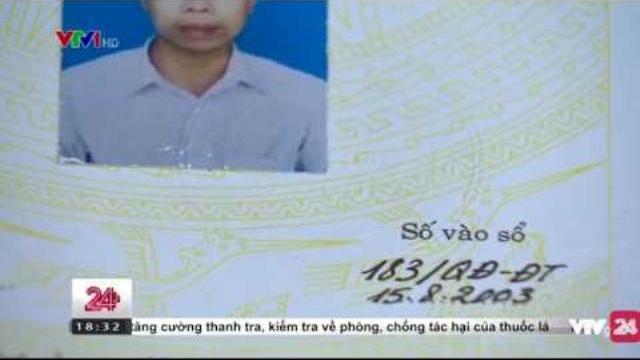 Triệt phá đường dây làm bằng giả tại Hà Nội | VTV24