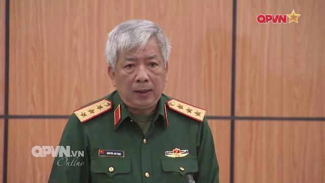 Chuẩn bị giao lưu Quốc phòng Việt Nam Trung quốc 2017