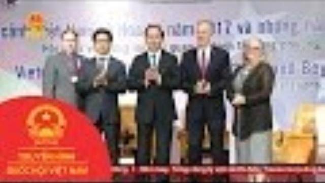 Hội thảo tương lai mối quan hệ kinh tế song phương Việt nam - Hoa kỳ | Thời Sự | THQHVN