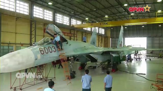 Việt Nam làm chủ công nghệ sửa chữa, tăng hạn máy bay tiêm kích