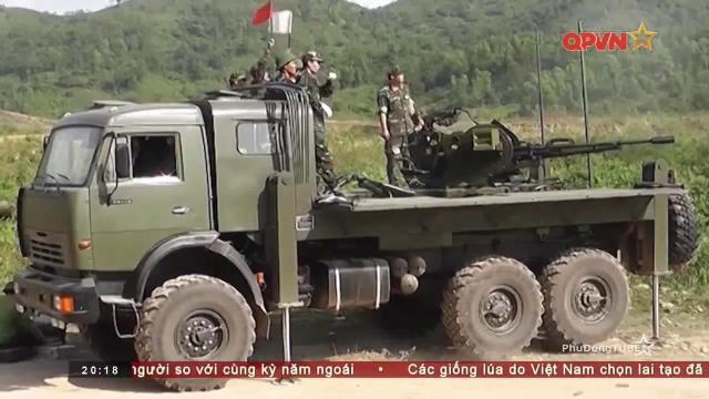 Đảm bảo kỹ thuật cho vũ khí, trang bị của Quân đội Việt Nam