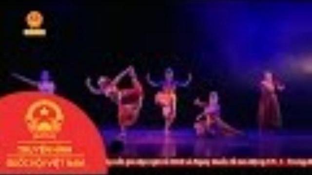 Thời sự - Biểu diễn nghệ thuật mở màn năm Hữu nghị Việt Nam - Ấn Độ