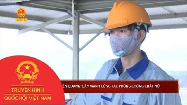 Tuyên Quang: Đẩy mạnh công tác phòng chống cháy nổ trong kinh doanh hóa khí lỏng